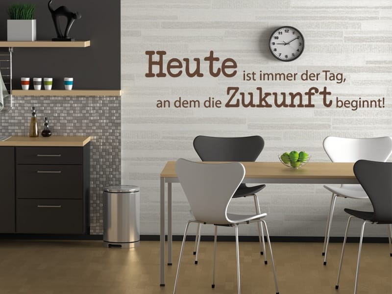 wandtattoo heute online bestellen im shop. Black Bedroom Furniture Sets. Home Design Ideas