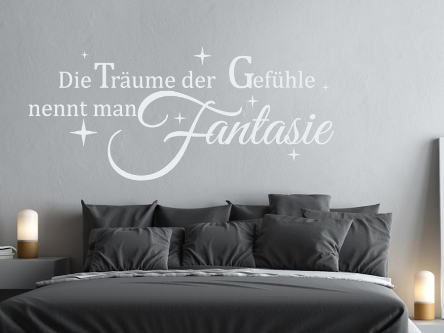 wandtattoos traum online bestellen im shop. Black Bedroom Furniture Sets. Home Design Ideas