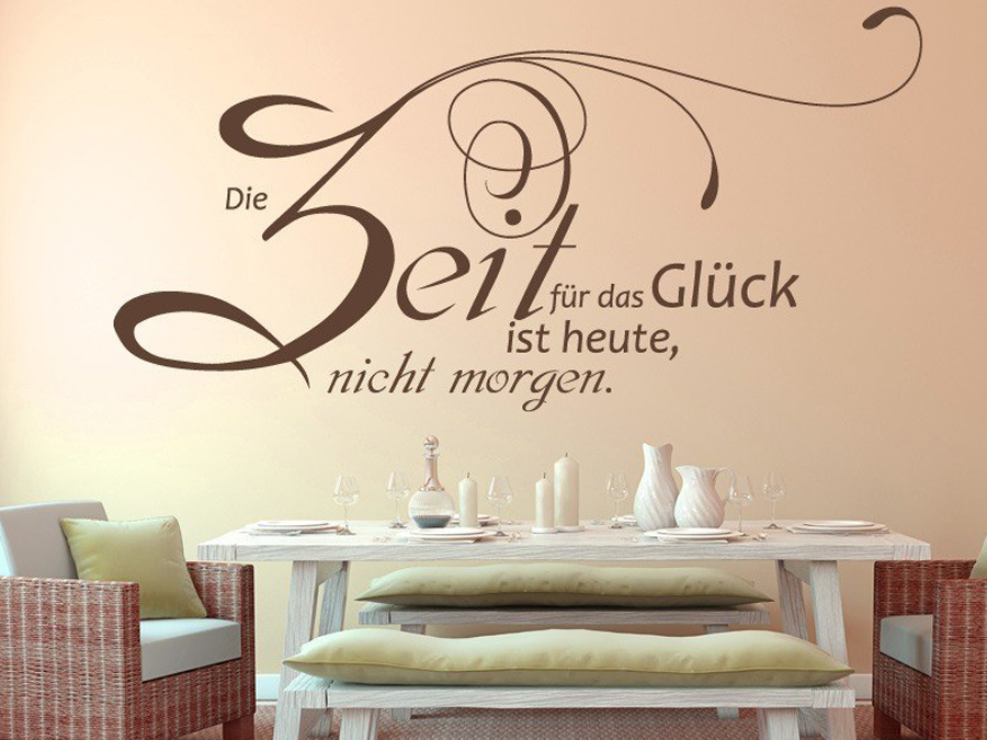 Wandtattoos motivation online bestellen im shop - Wandtattoo spruche ...