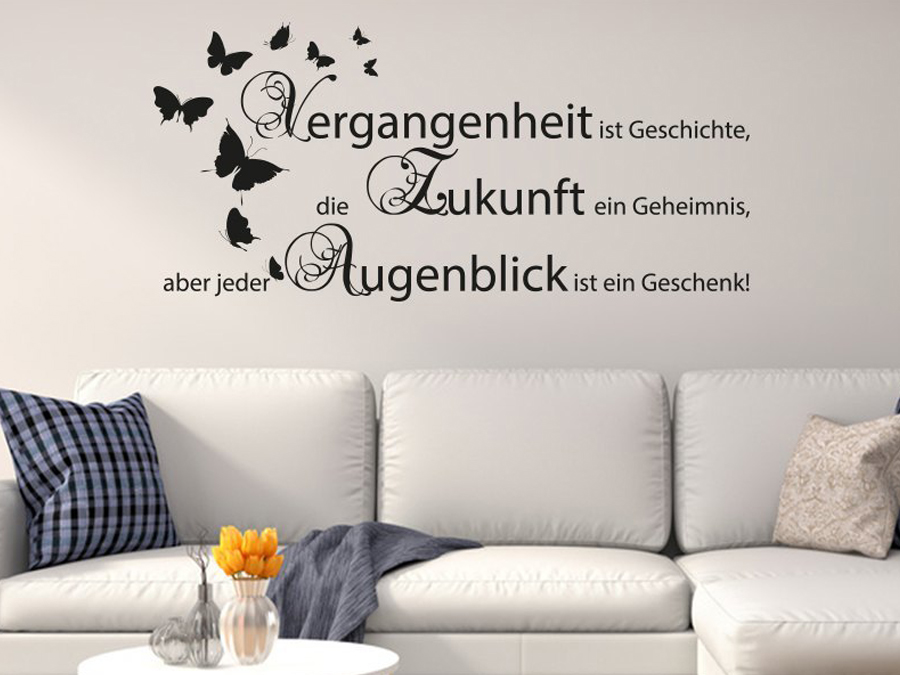 Wandtattoos Motivation Online Bestellen im WANDFOLIO.de Shop